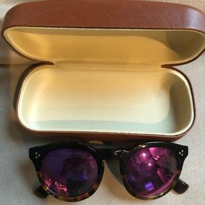 Illesteva sunglasses, worn 1 time